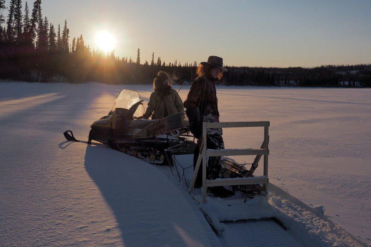 Οικογένεια στην Αλάσκα 18 χρόνια μέσα στα χιόνια και στους -27 βαθμούς