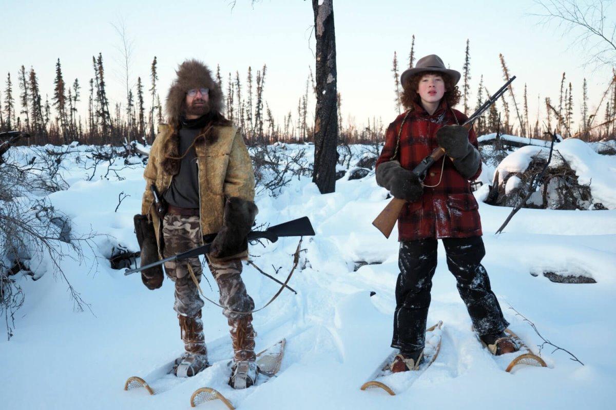 Οικογένεια στην Αλάσκα 18 χρόνια σε αντίξοες συνθήκες