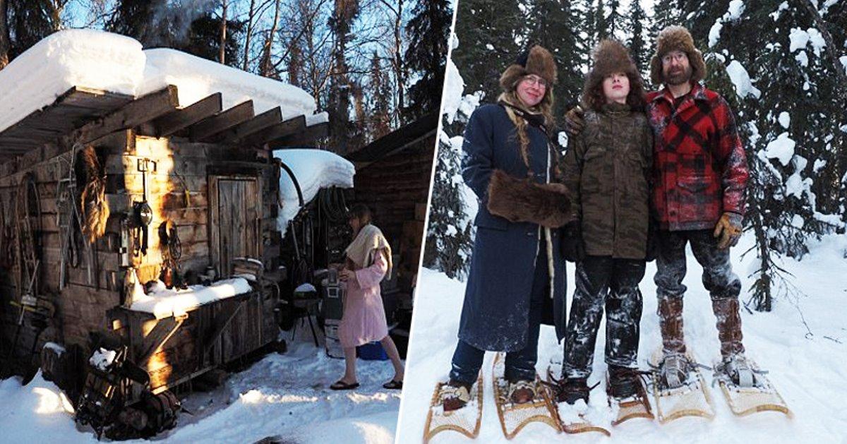 Οικογένεια στην Αλάσκα 18 χρόνια ζει απομονωμένη