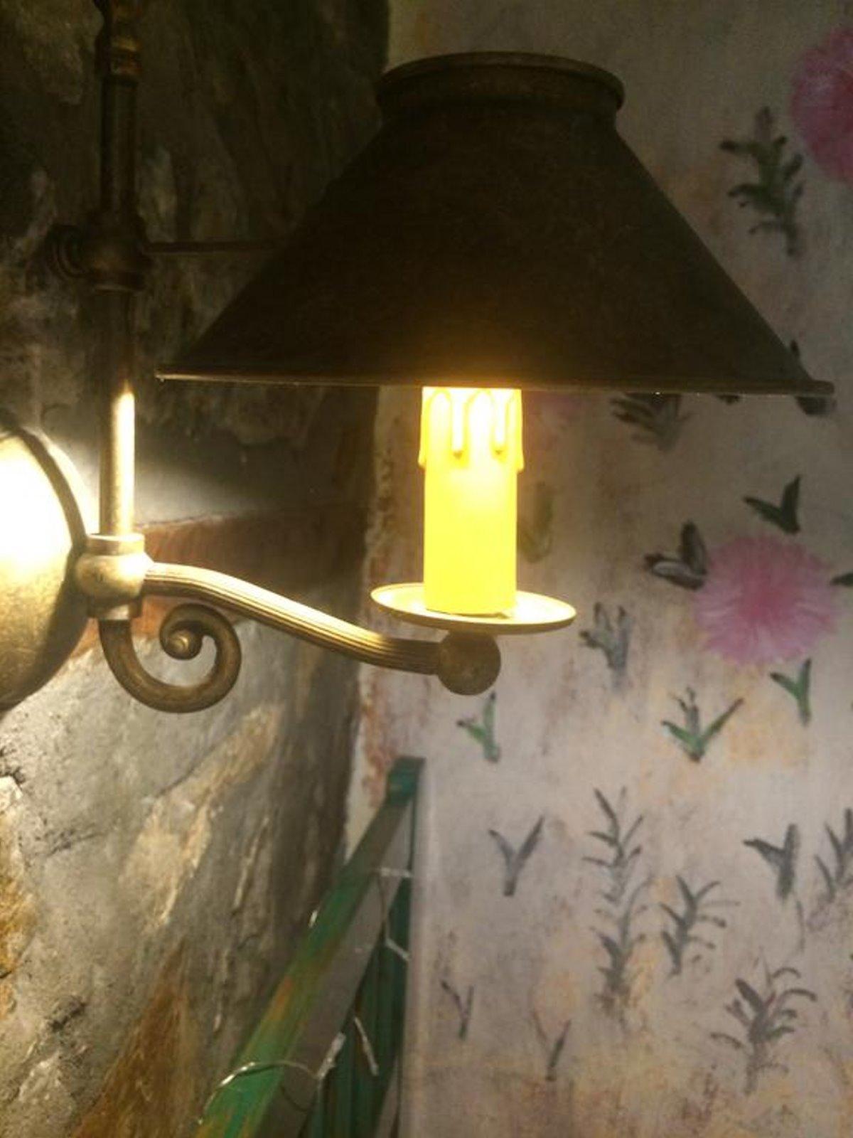 Φεγγαρόπετρα Πιερία λεπτομέρεια δωμάτιο ξενώνα
