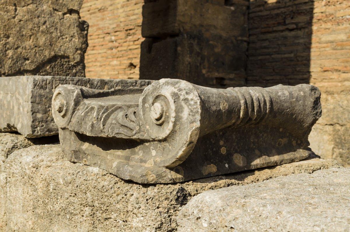 Εργαστήριο Φειδία, αρχαιολογικός χώρος Αρχαία Ολυμπία