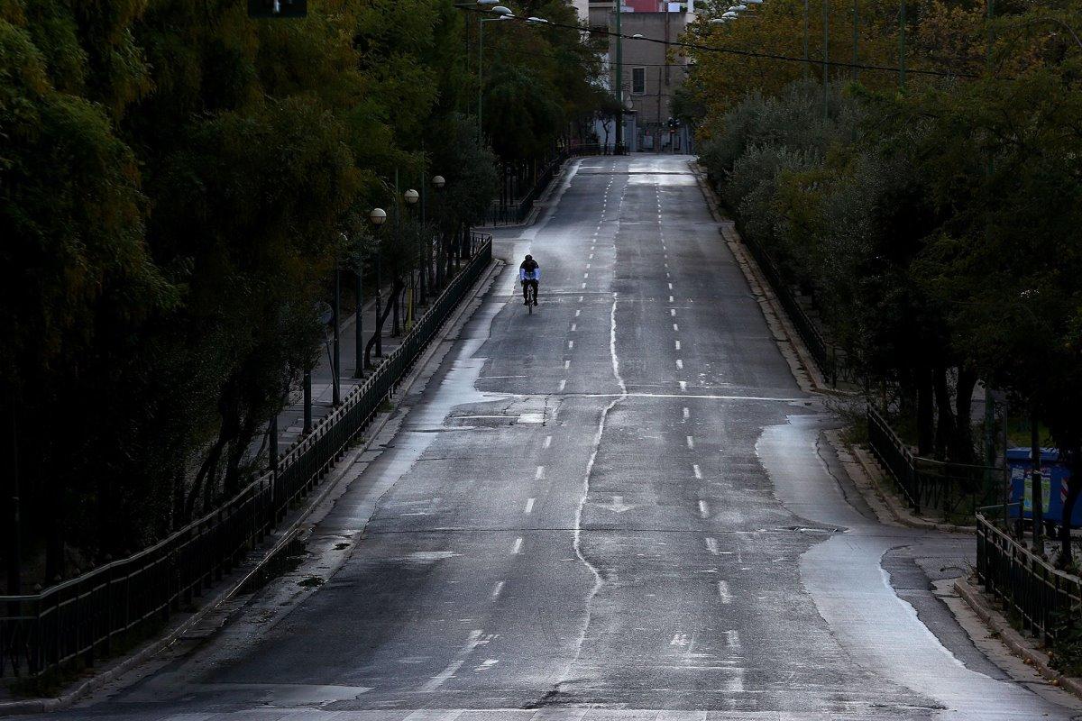 lockdown Ελλάδα