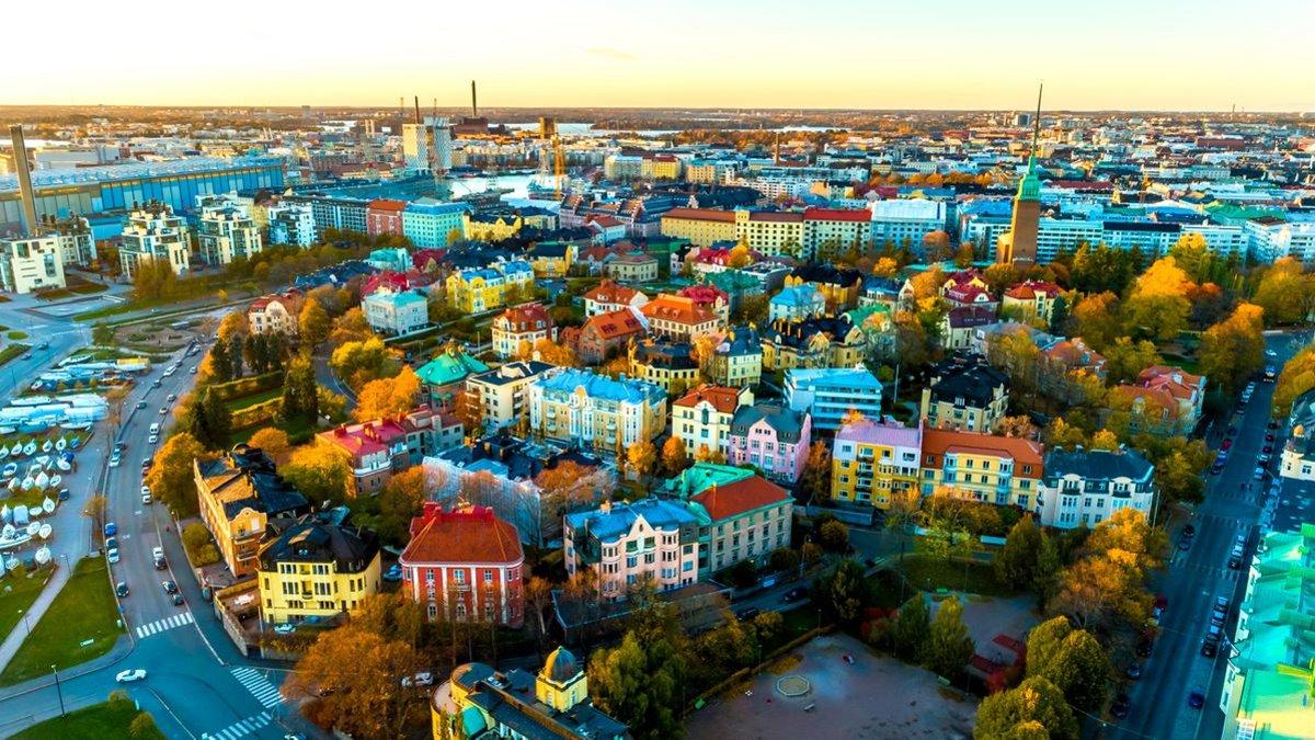 ελσίνκι φιλόξενη πόλη