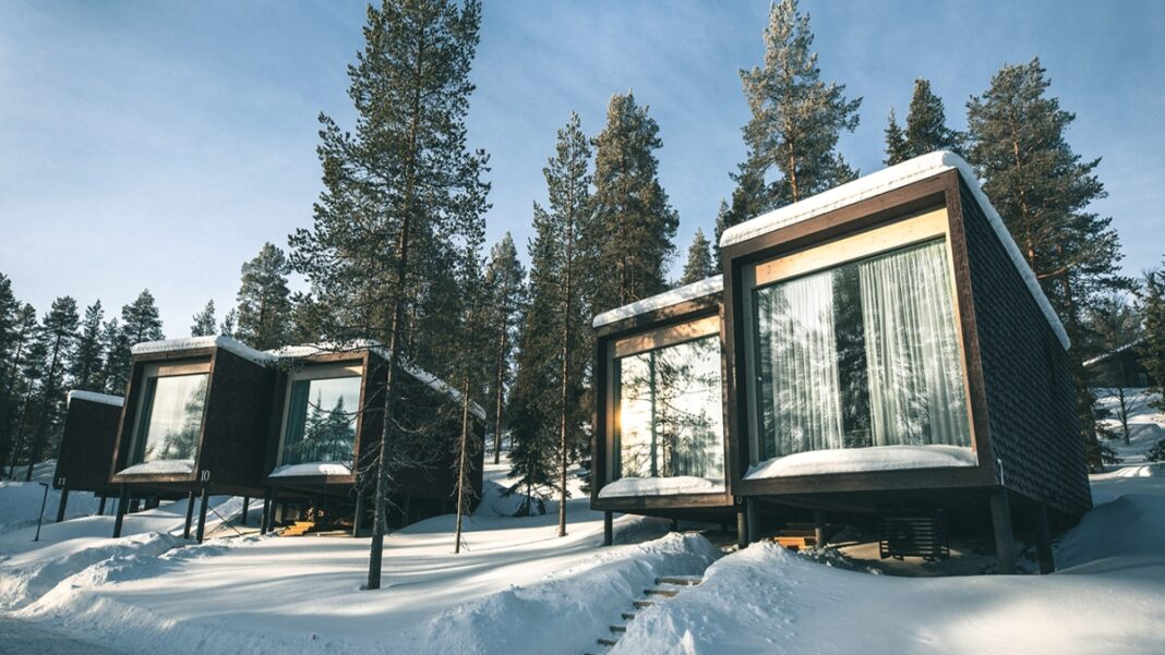 ξενοδοχείο στα χιόνια
