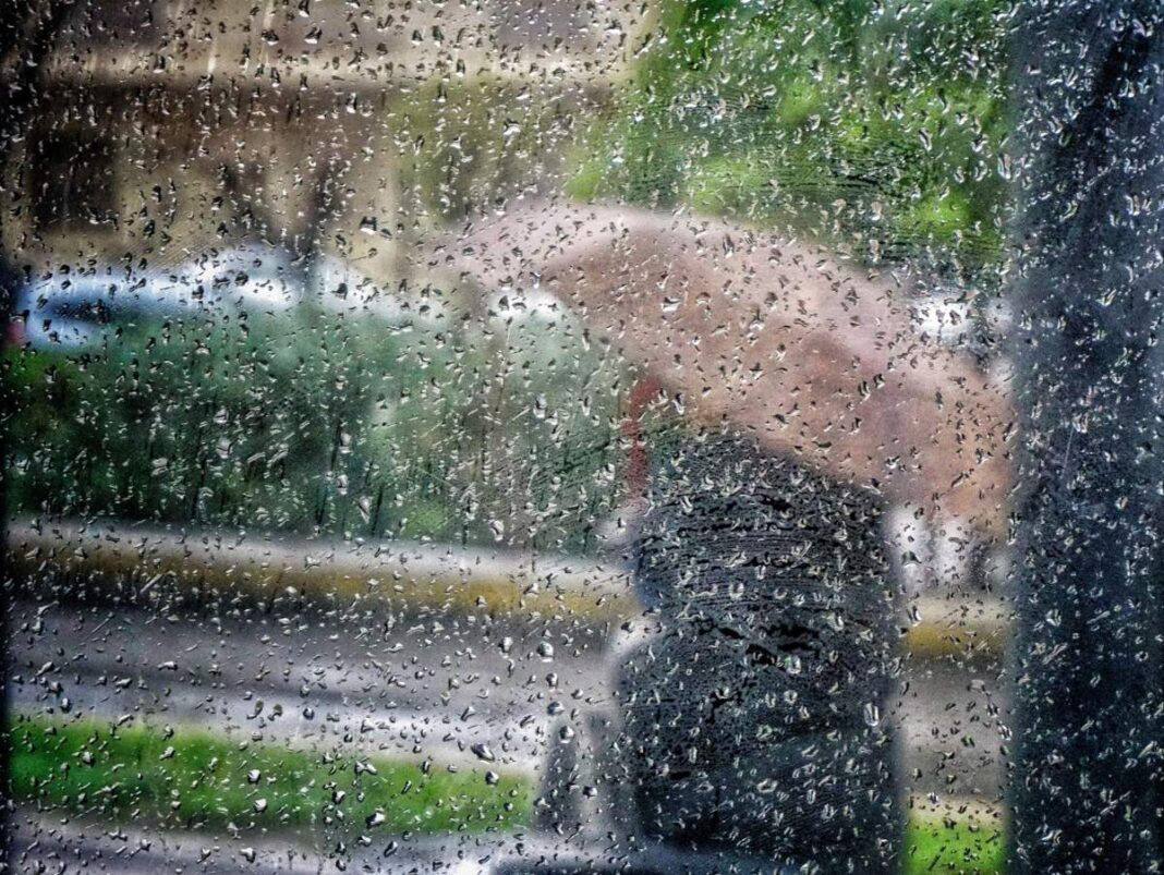 κακοκαιρία βροχές καταιγίδες κρύο στην Ελλάδα