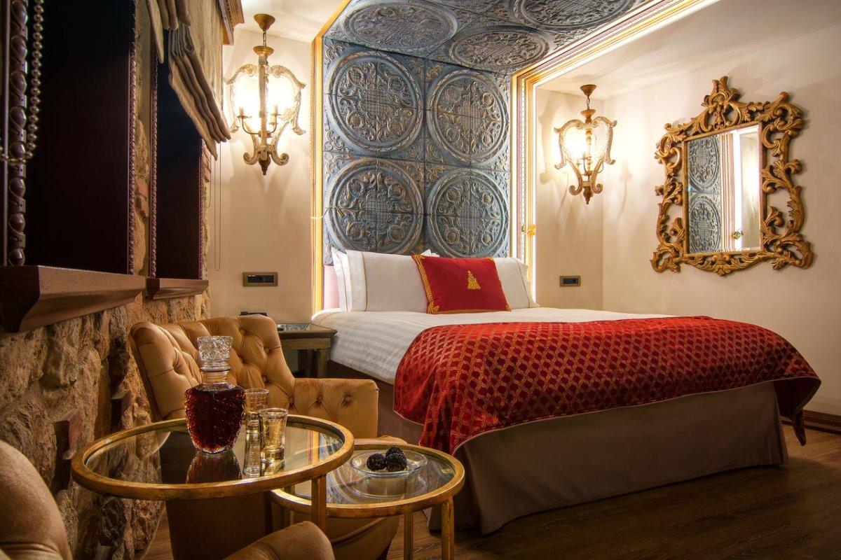 Kamares Boutique Hotel Ιωάννινα με πολυτελή δωμάτια