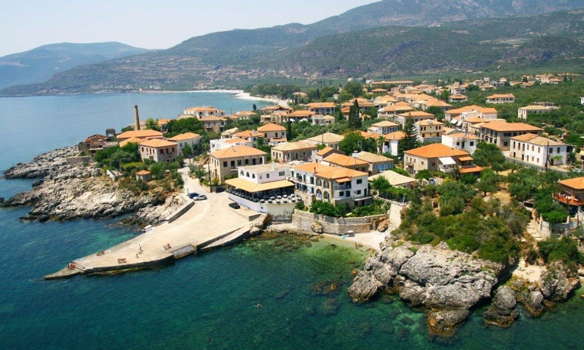 Καρδαμύλη ιστορικό οικισμός Πελοπόννησος