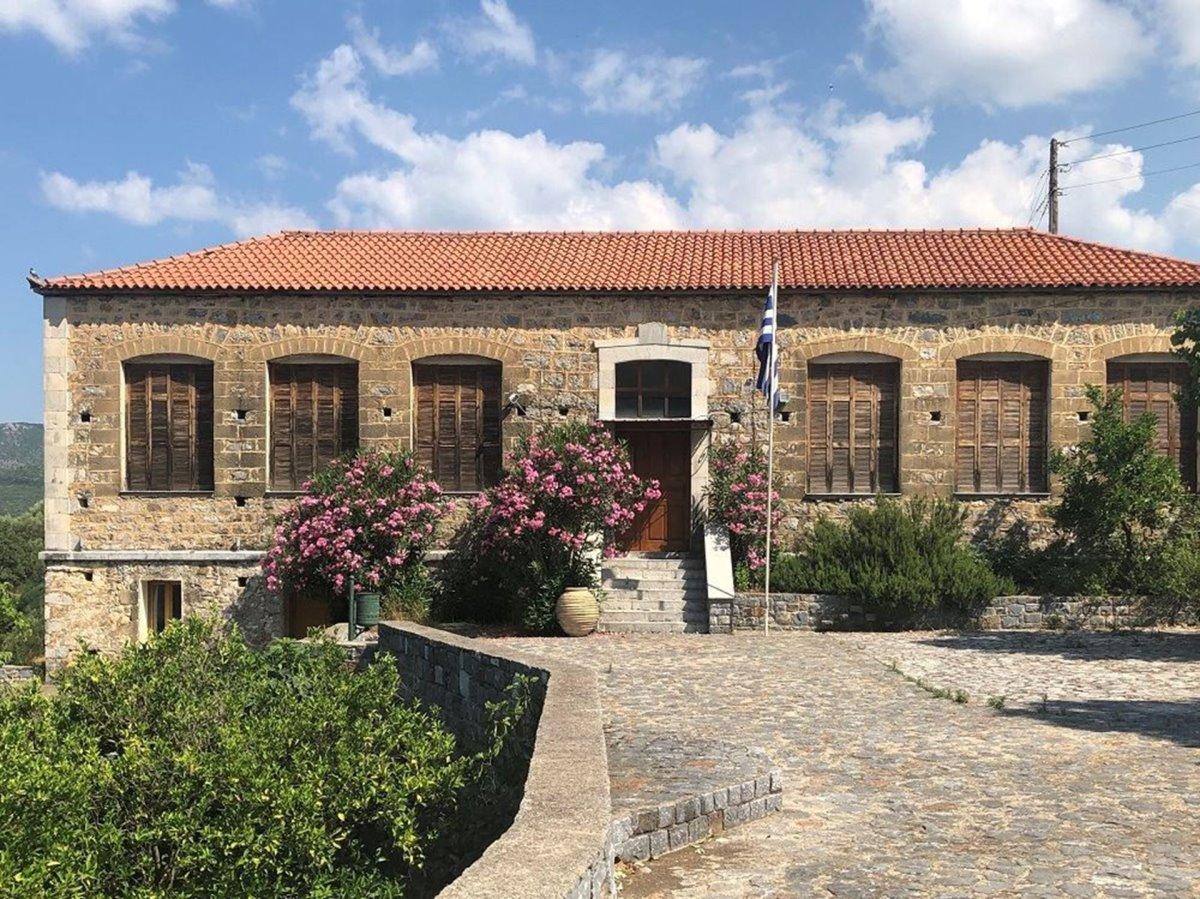 Καρδαμύλη πελοπόννησος πέτρινα κτήρια
