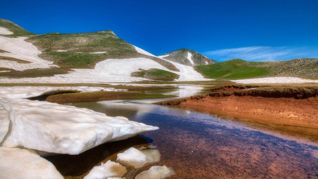 Αλπικές λίμνες Πίνδου