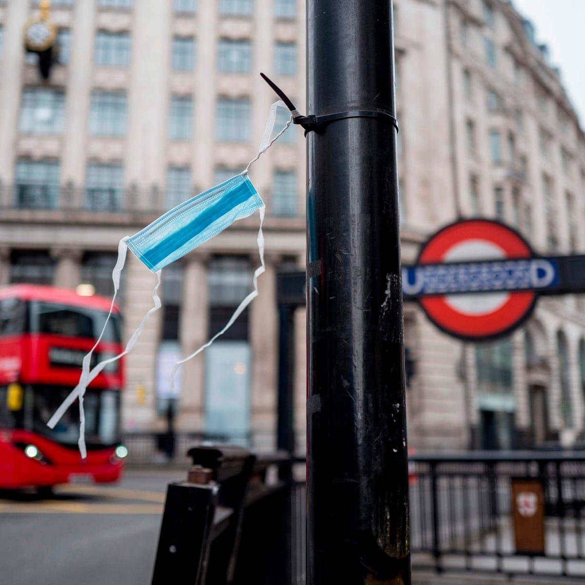 Λονδίνο κλείσιμο καταστημάτων