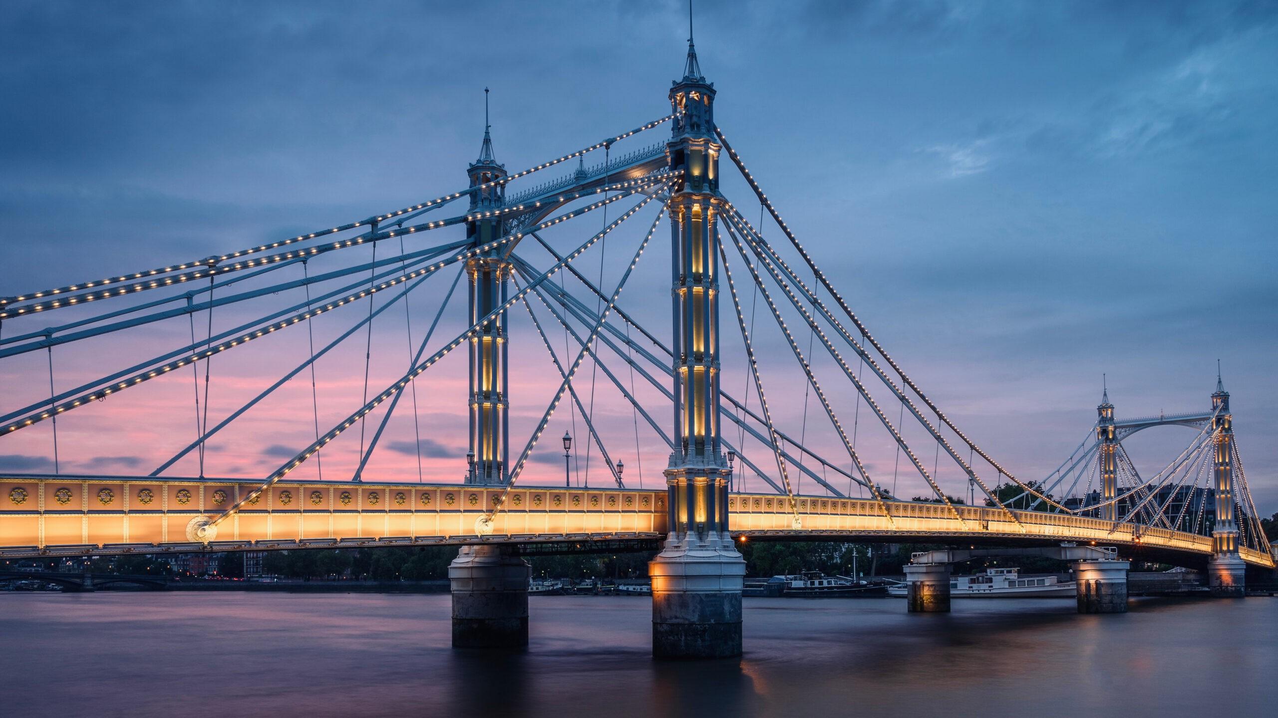 Albert Bridge, Λονδίνο