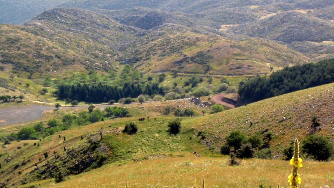 Αρχαία Λυκόσουρα στο Λυκαίο Όρος