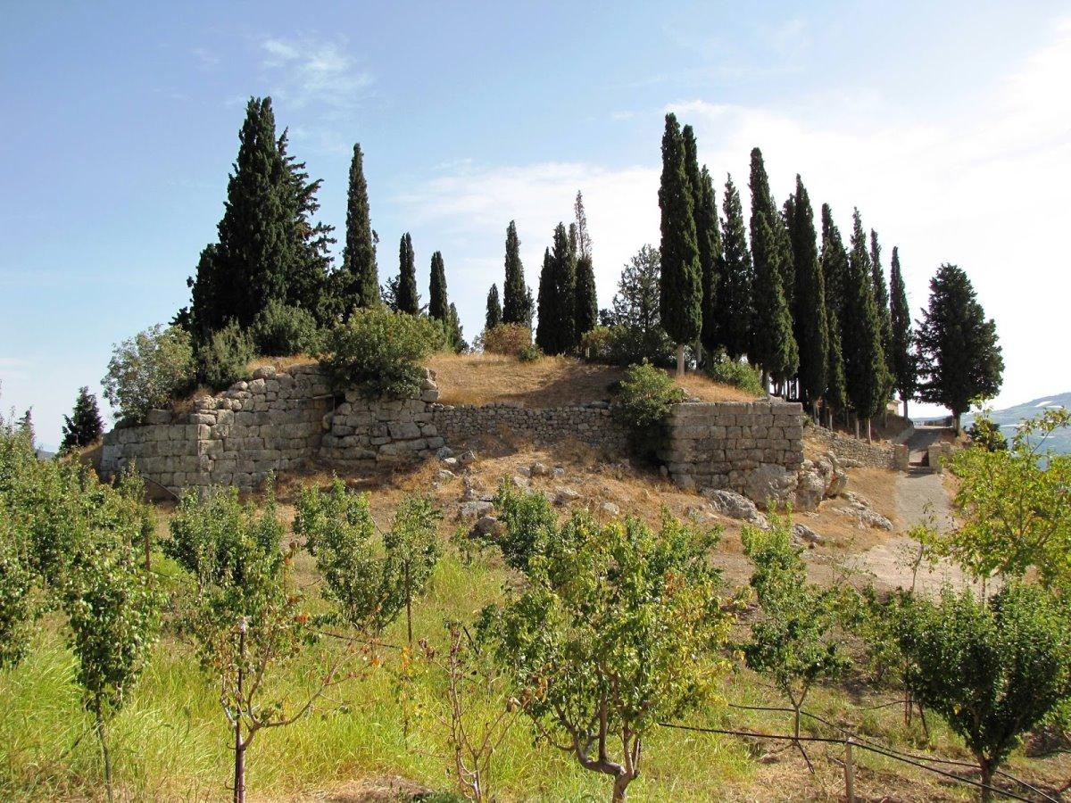 Αρχαία Λυκόσουρα η πρώτη πόλη στον κόσμο