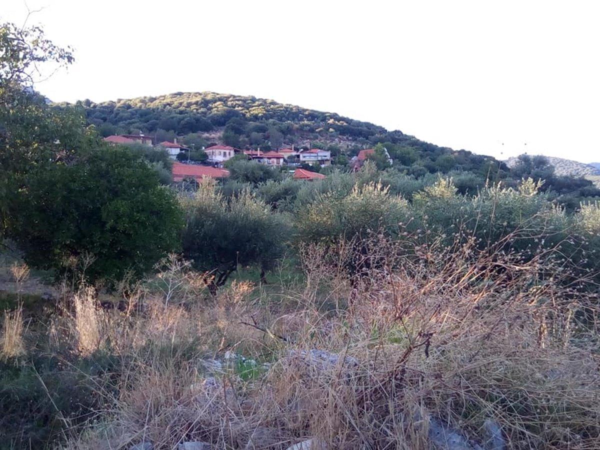 Μαγγανιακό χωριό μεσσηνίας πέτρινο πανοραμική