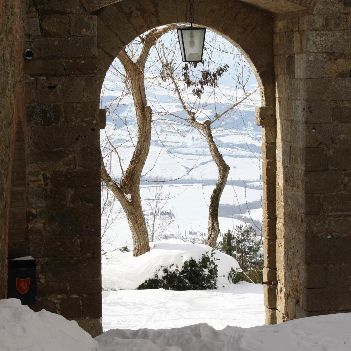 MONTEVERDI, χιόνι