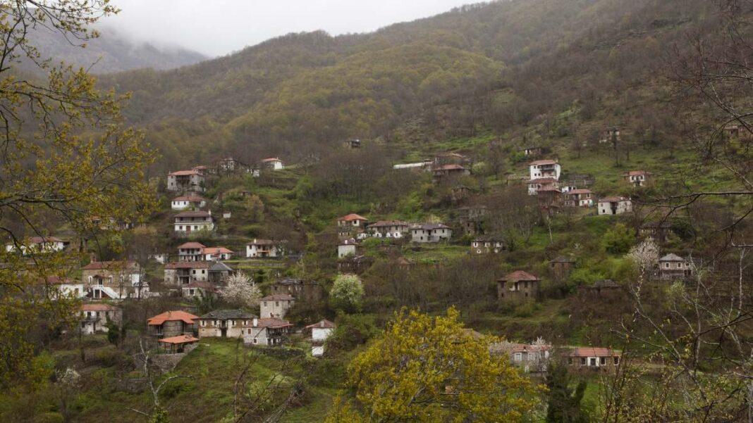 Μόρνα, το στοιχειωμένο χωριό