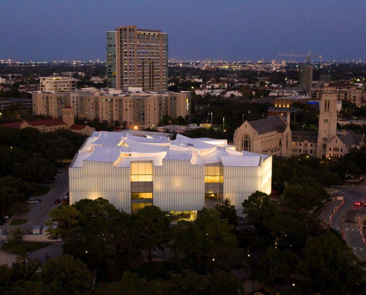 Μουσείο Nancy and Rich Kinder Building, ΗΠΑ