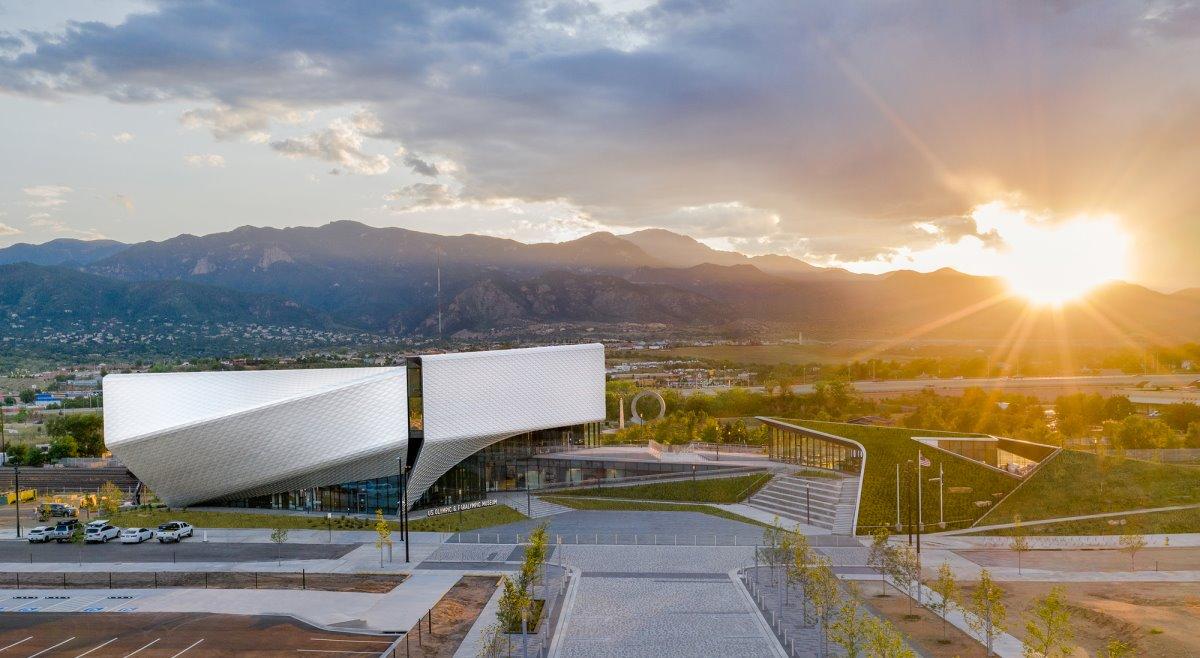 Μουσείο Olympic & Paraolympic Museum, ΗΠΑ
