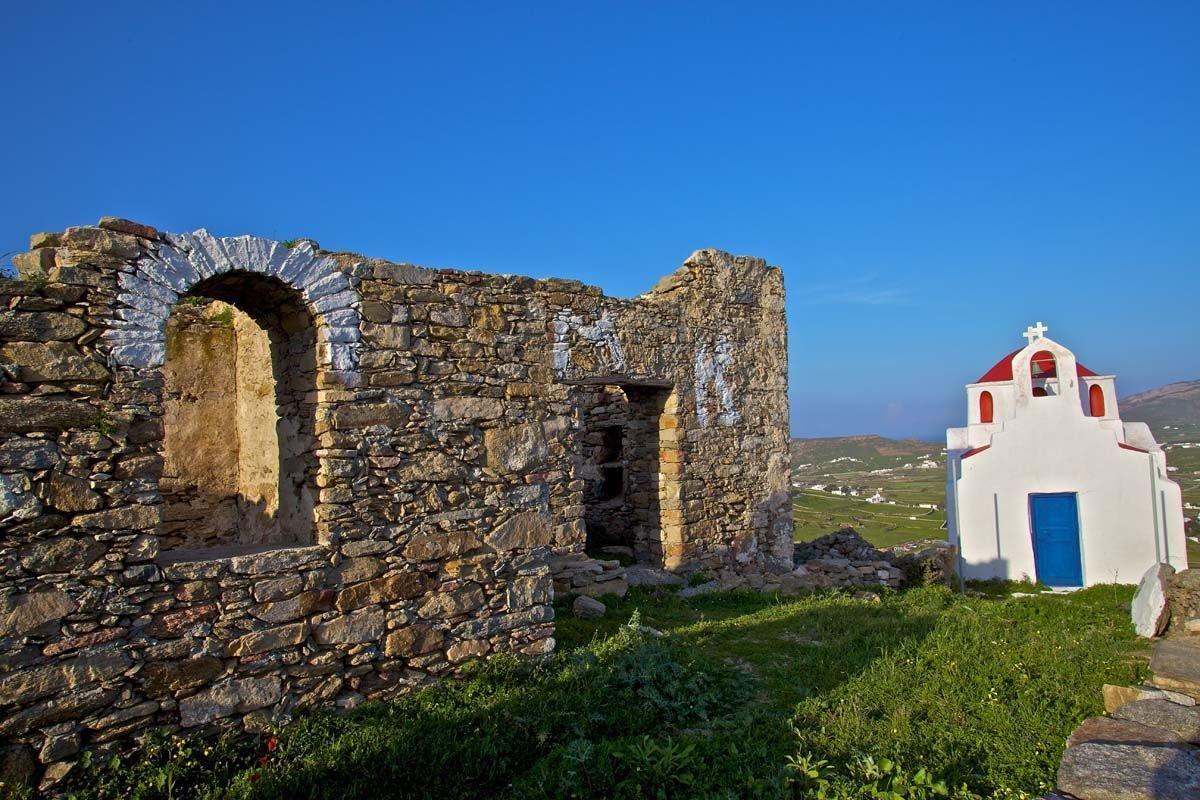 ελληνικά νησιά διαμονή χειμώνα