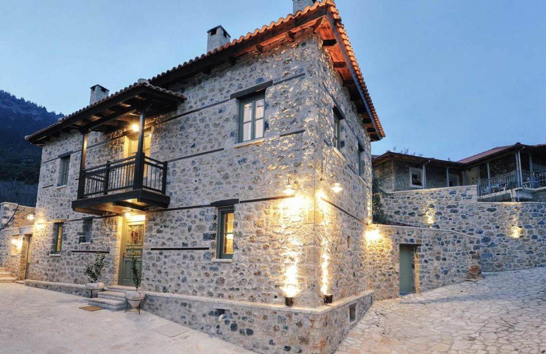Ξενώνας Armonia, Κεφαλάρι Κορινθίας