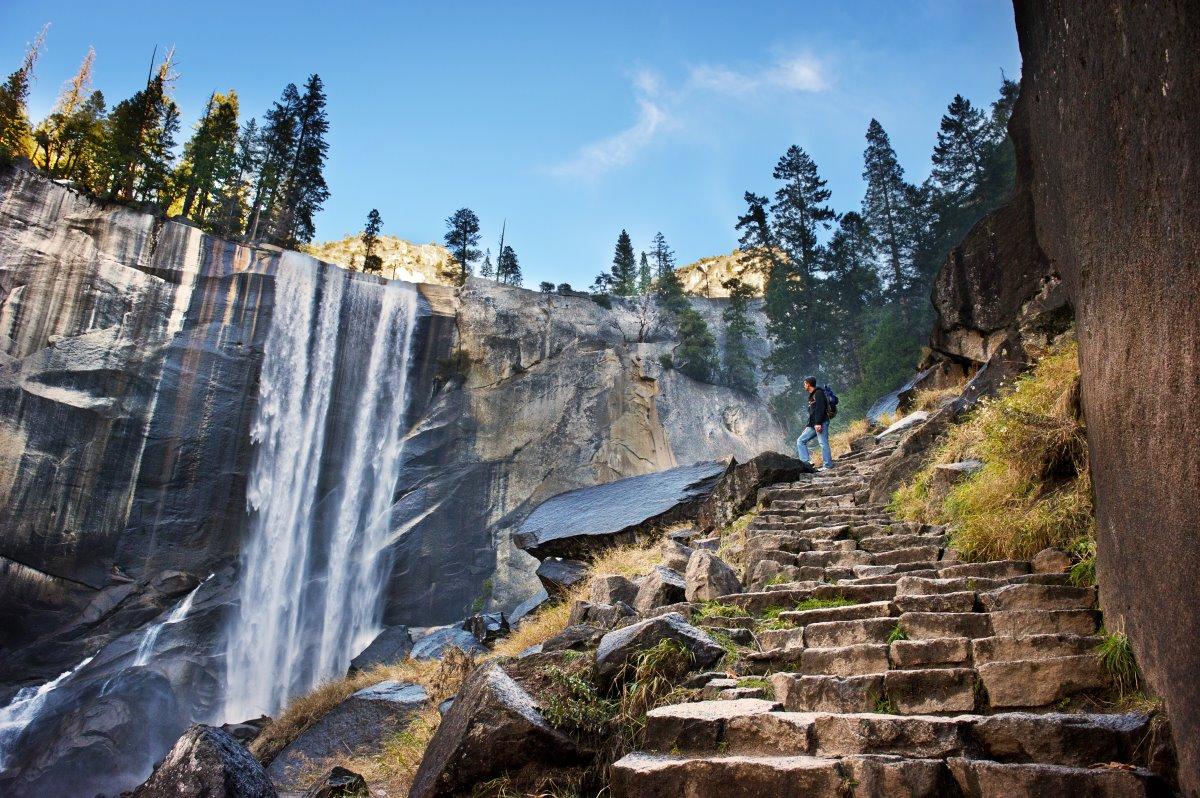 Εθνικό Πάρκο Yosemite, Καλιφόρνια, ΗΠΑ