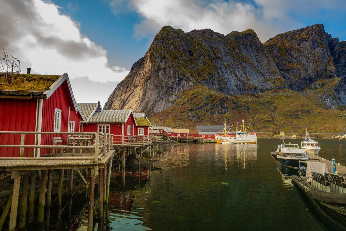 Reine, Νορβηγία, το ομορφότερο χωριό