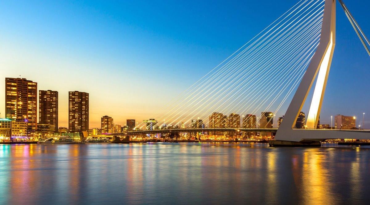 Ρότερνταμ φιλόξενη πόλη