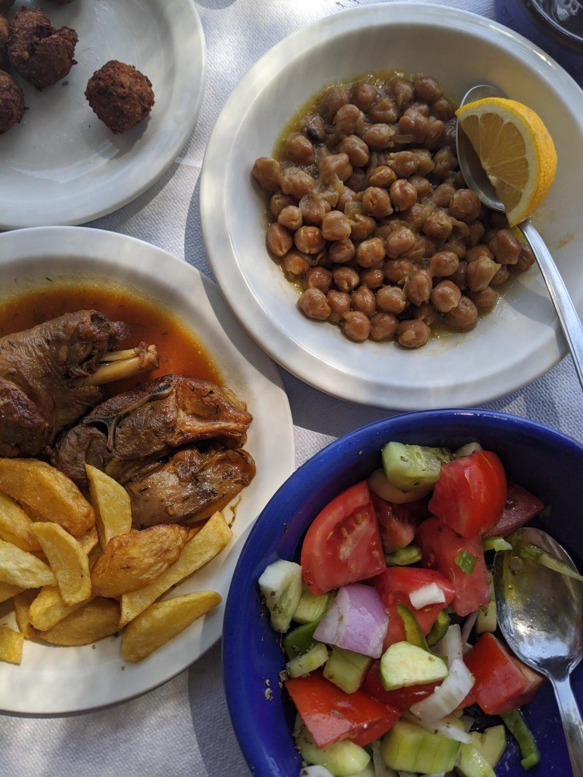 Σίφνος παραδοσιακό φαγητό στον ονειρικό προορισμό