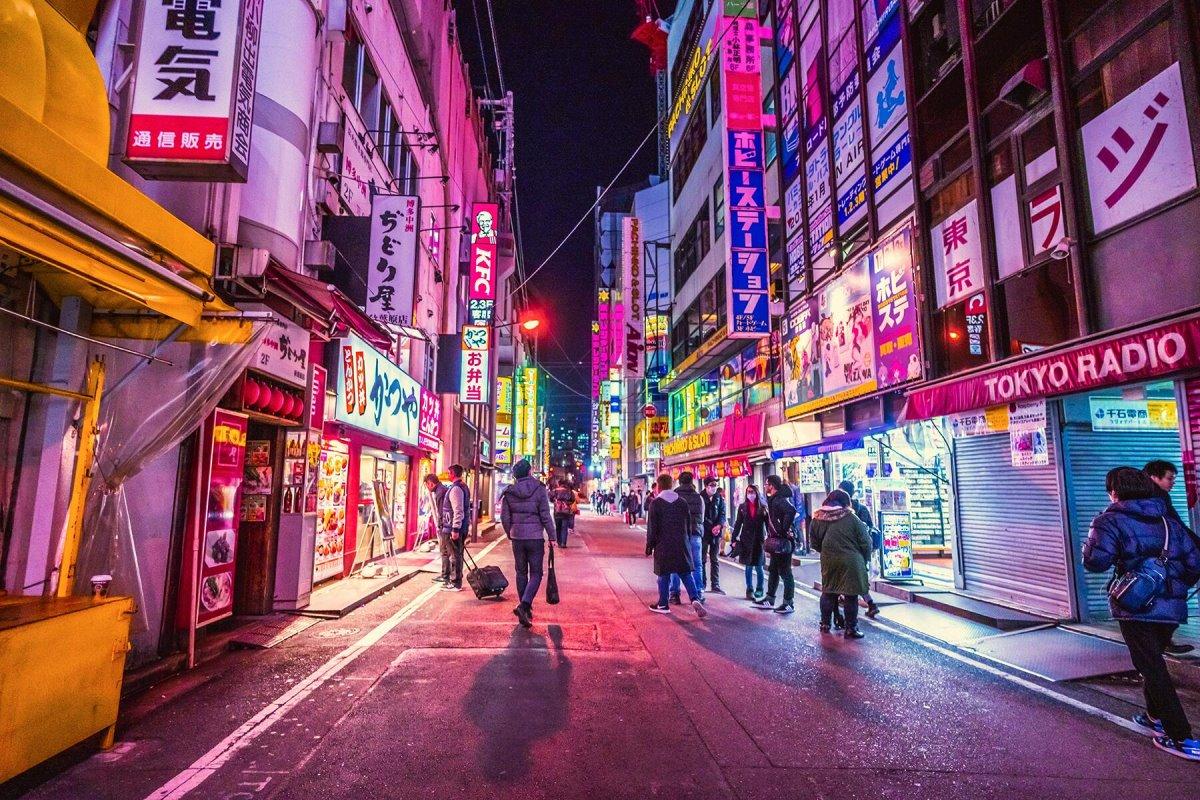 Τόκιο φιλόξενη πόλη 2020