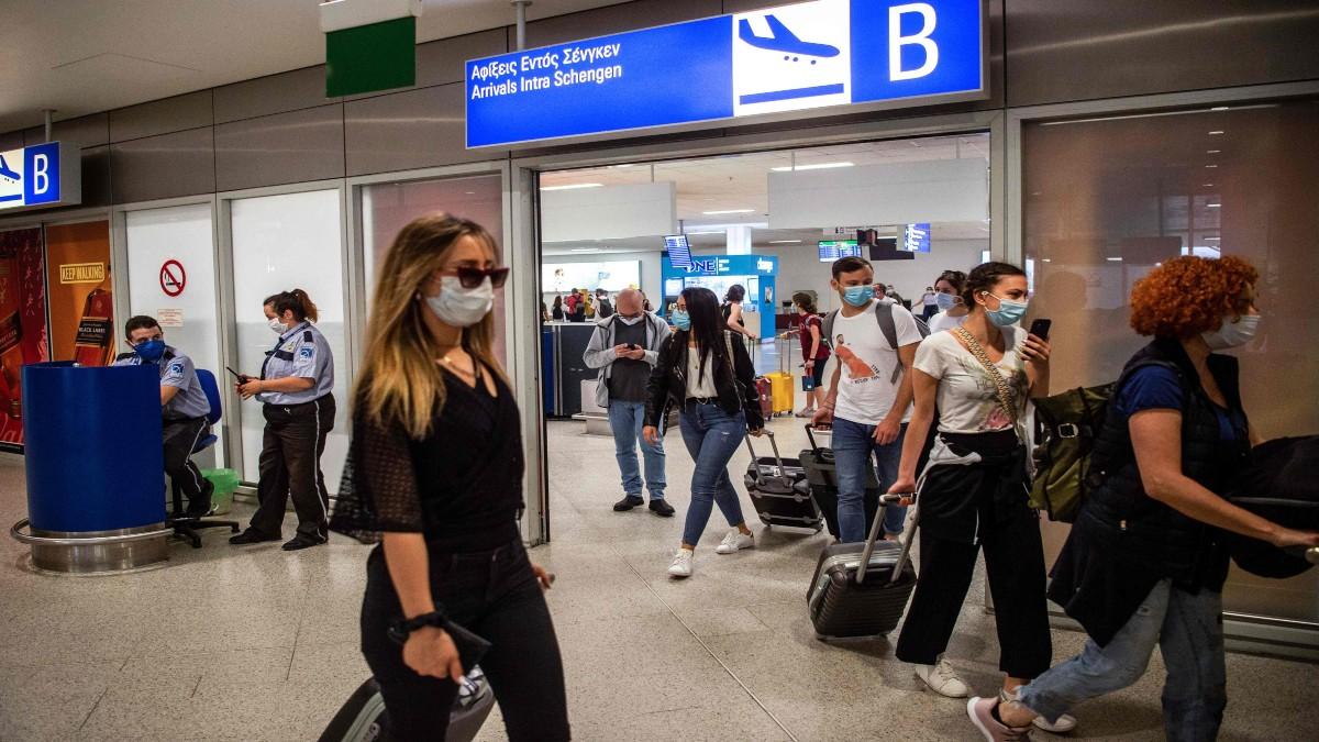 ελληνικός τουρισμός τουρίστες ανάκαμψη