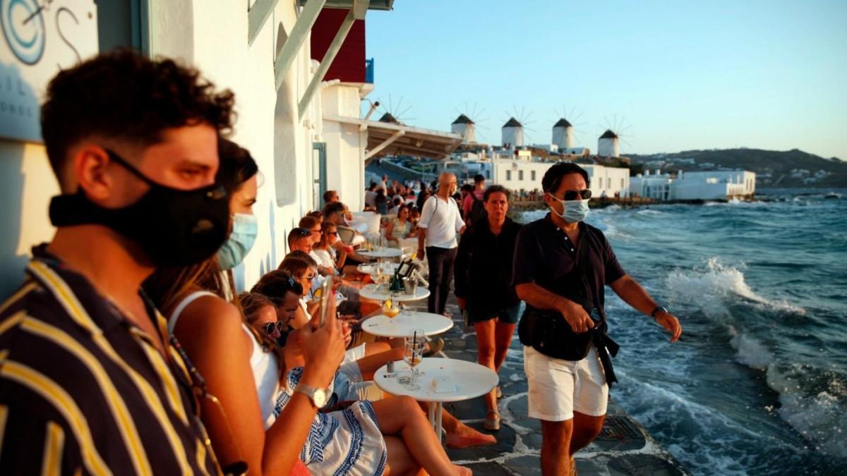 ελληνικός τουρισμός νησιά ανάκαμψη