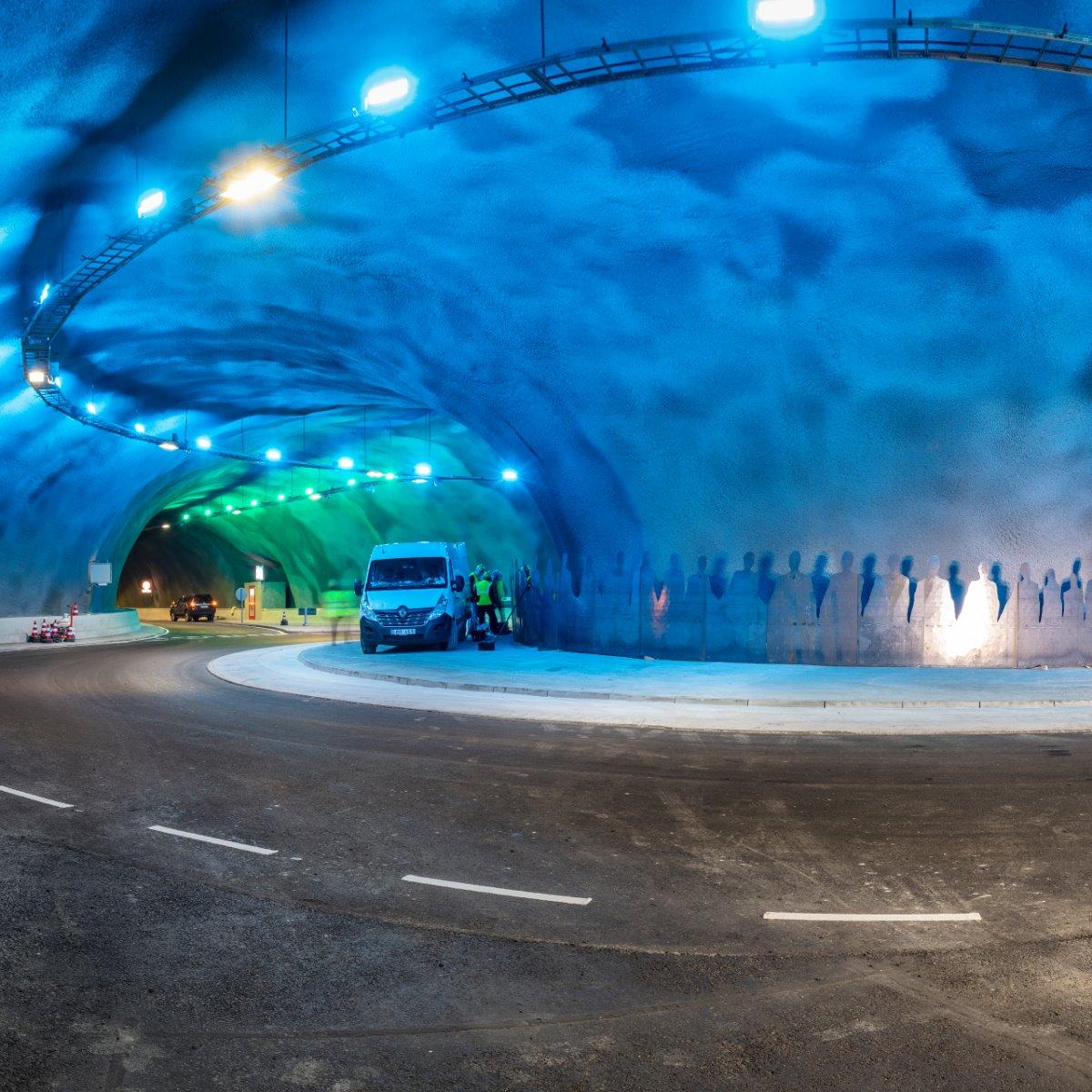 κατασκευή υποβρύχιου δρόμου Νησιά Φερόε