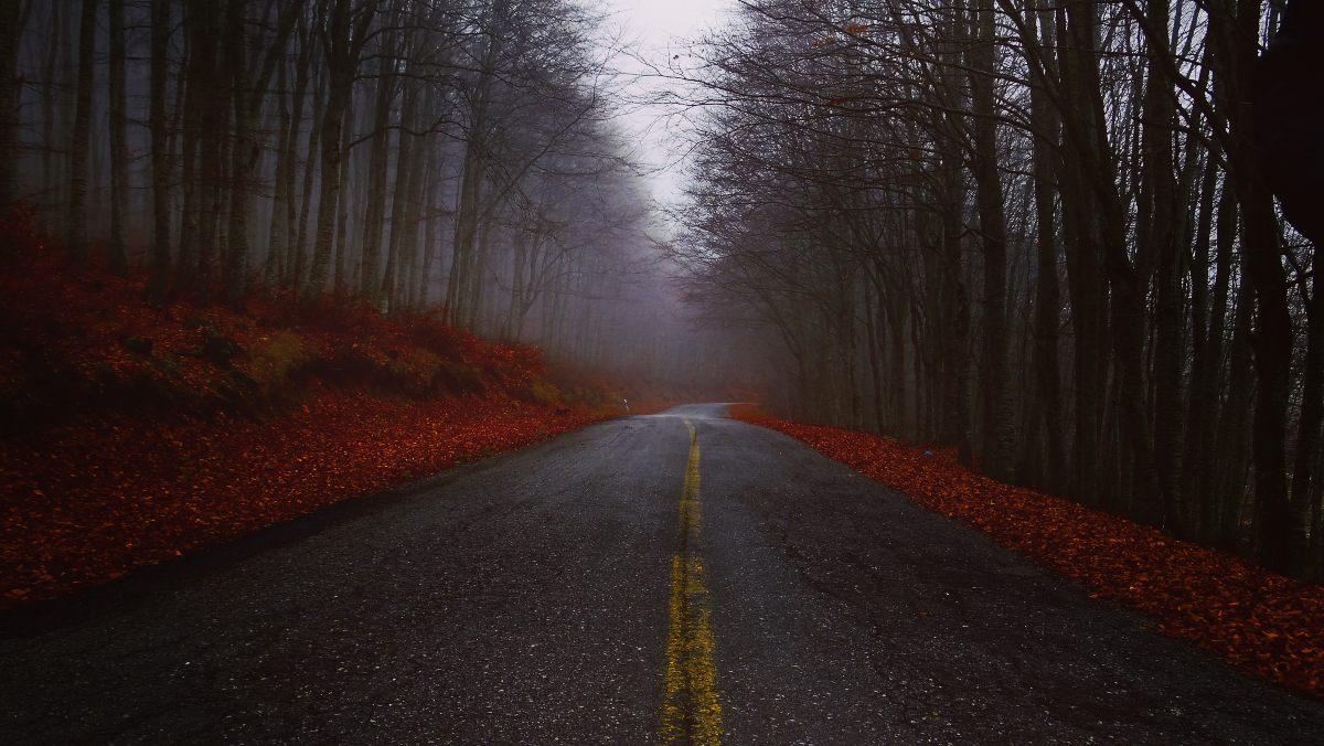 Στο δρόμο, στο Βέρμιο