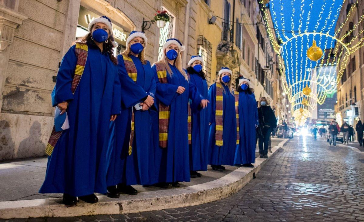 Χριστούγεννα 2020 Ρώμη