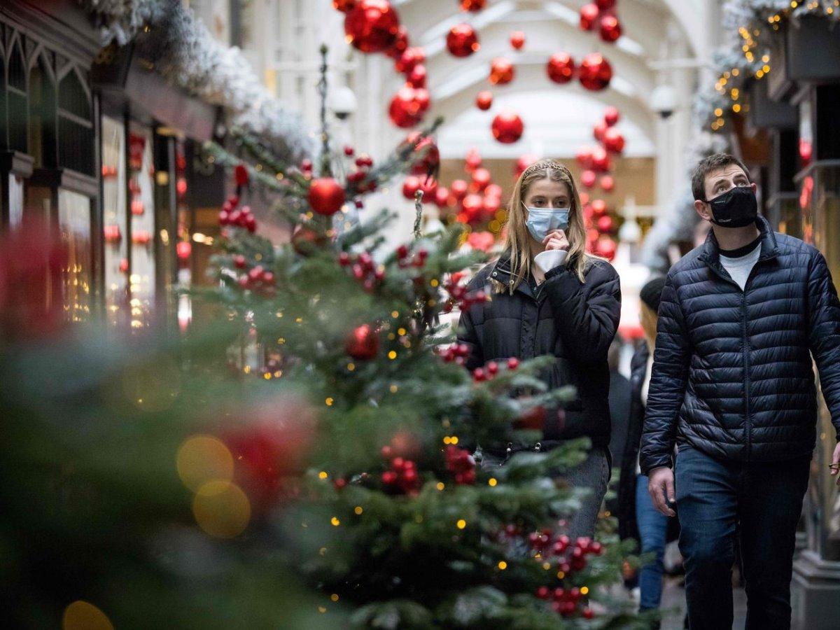 Χριστούγεννα 2020 Βερολίνο