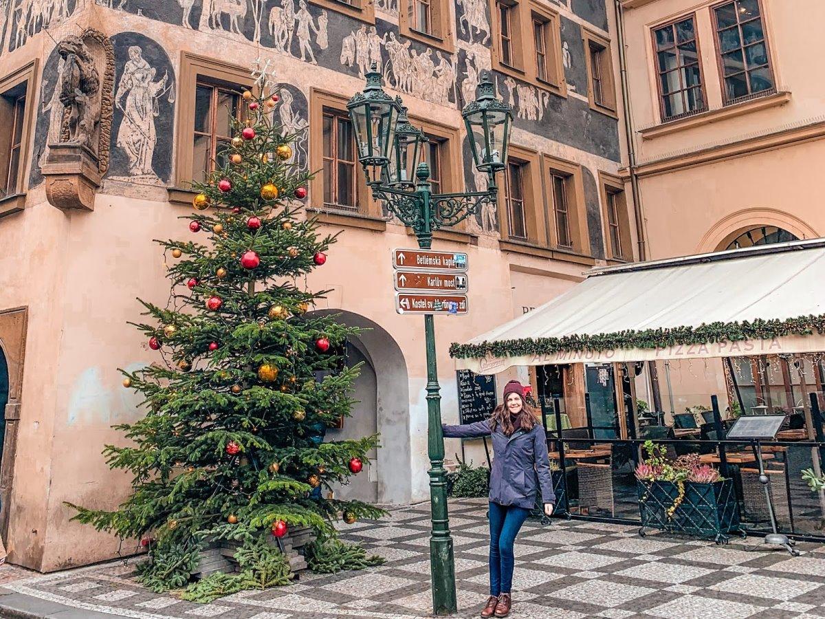 Χριστούγεννα 2020 Πράγα