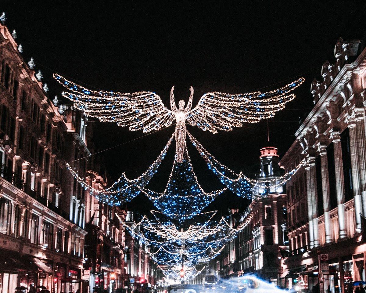 Χριστούγεννα 2020 Λονδίνο