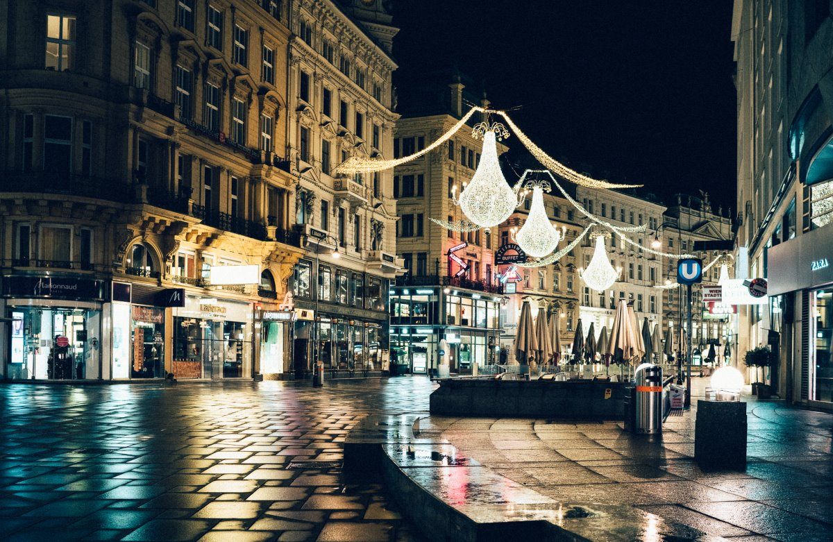 Χριστούγεννα 2020 Βιέννη