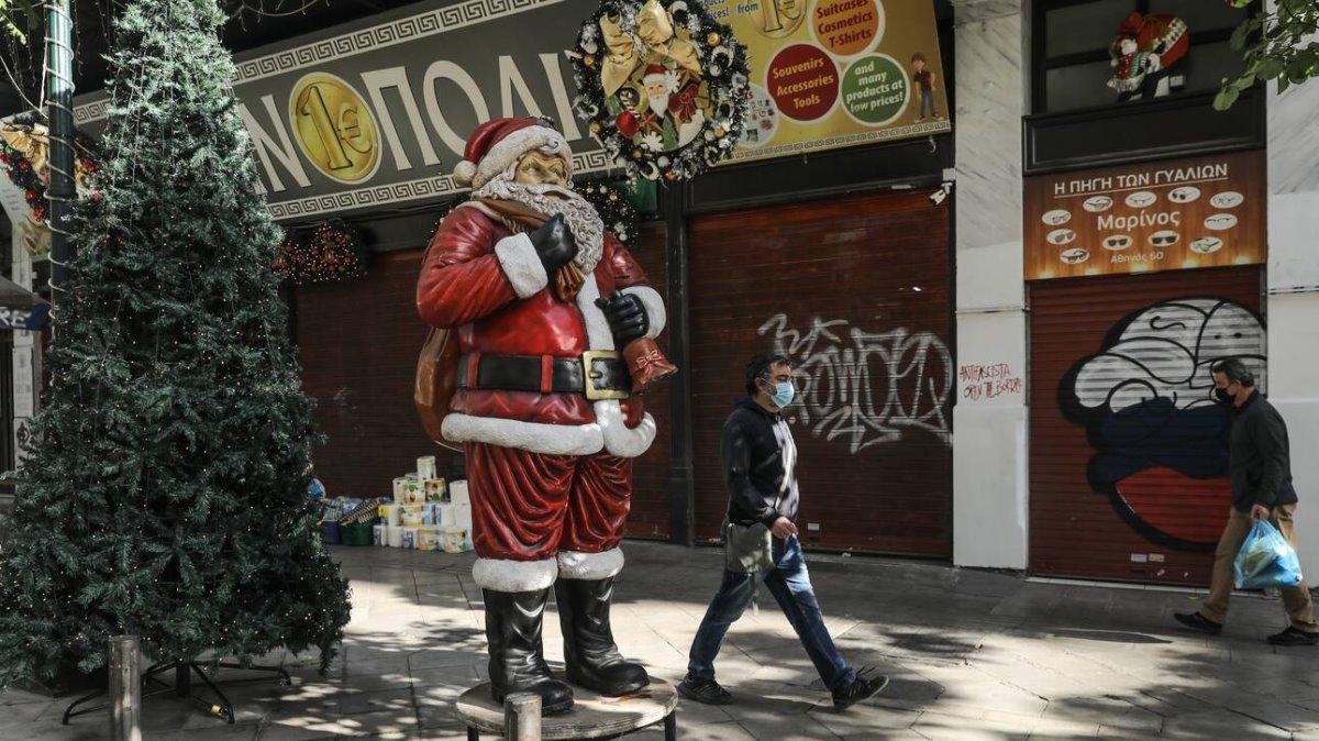 Χριστούγεννα αγορές click away