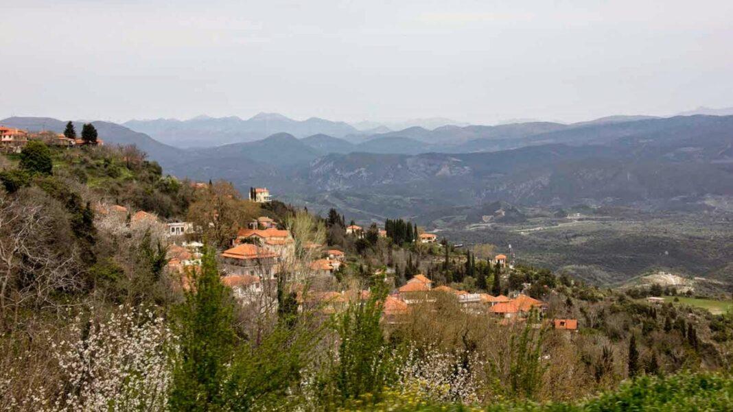όμορφα ορεινά χωριά Πελοπόννησοις