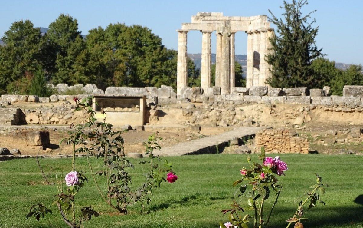 αρχαία νεμέα κοντά στην Αθήνα