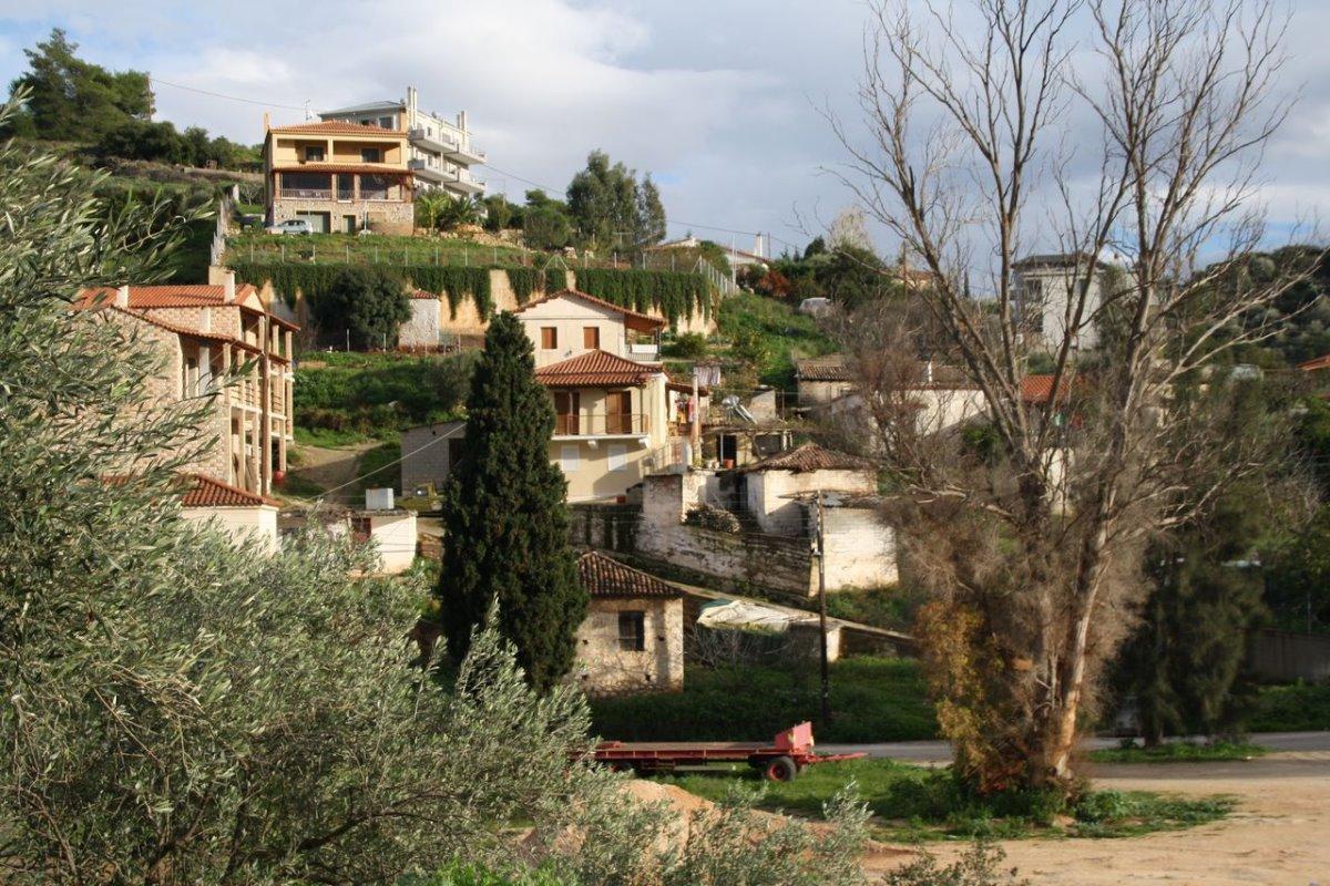 χωριό Πυργιώτικα κοντά στην Αθήνα για μίνι απόδραση