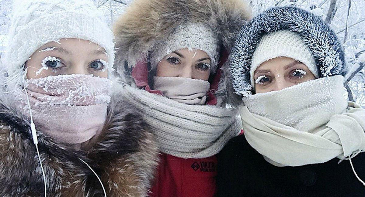 Χριστούγεννα 2021 στο Yakutsk κάτοικοι