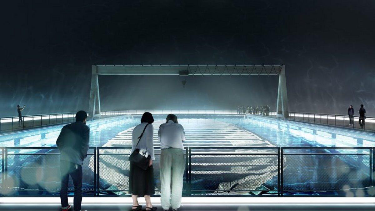 Υποβρύχιο μουσείο Ολλανδία επισκέπτες