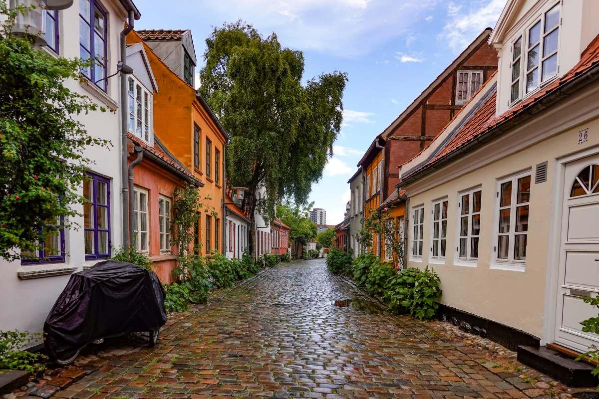 Mollestien, Άαρχους (Aarhus), Δανία