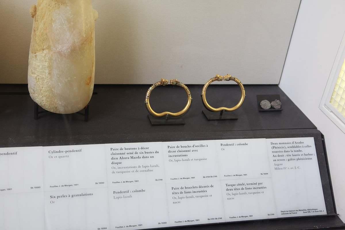 Μουσείο Λούβρου, κοσμήματα Παρίσι, Γαλλία