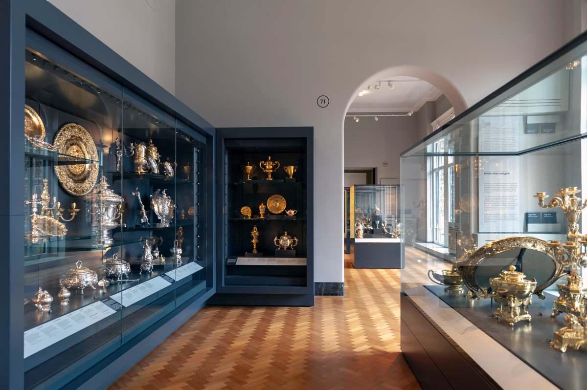 Μουσείο Victoria and Albert,  Λονδίνο, Μεγ. Βρετανία