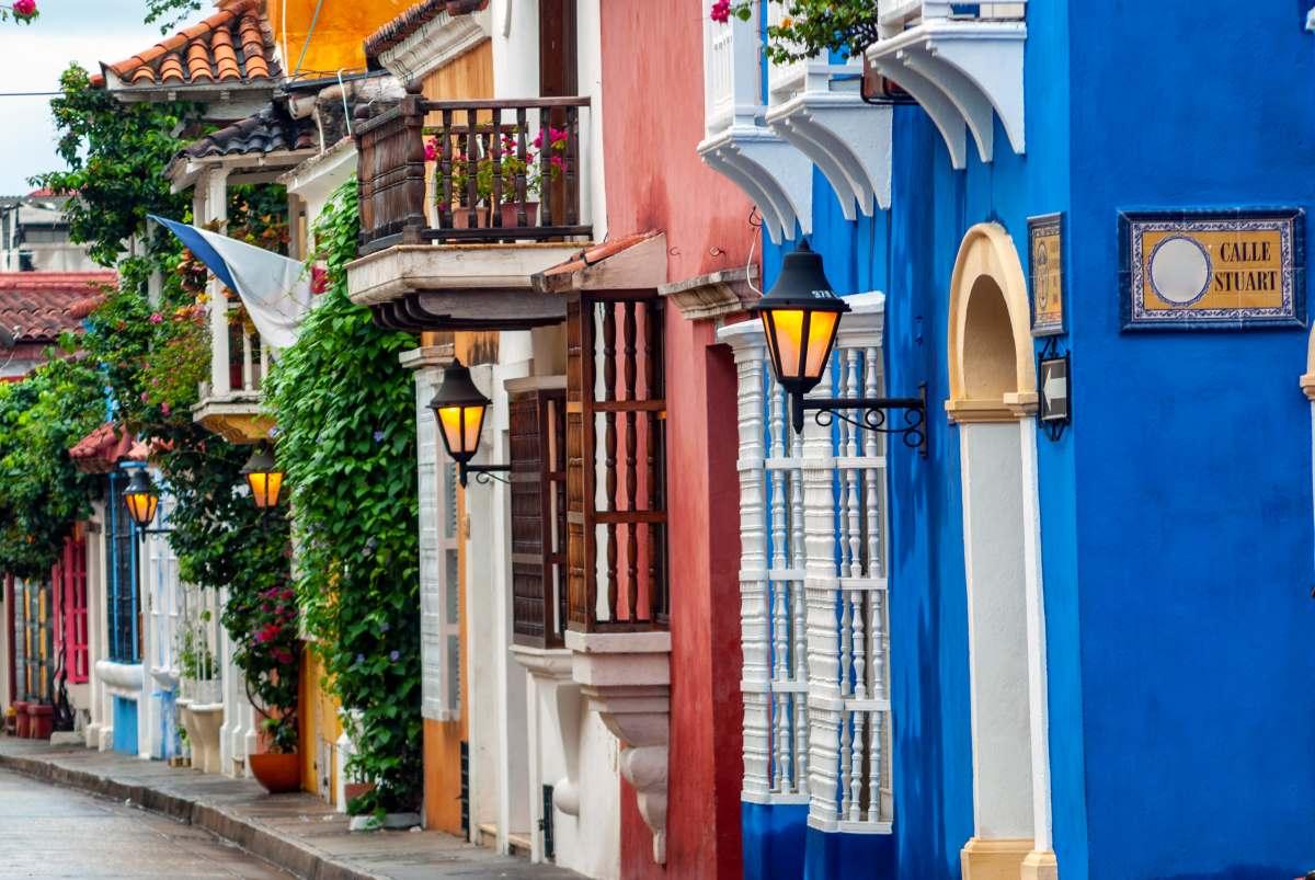Παλιά Πόλη Καρθαγένη (Old Town, Cartagena), Κολομβία