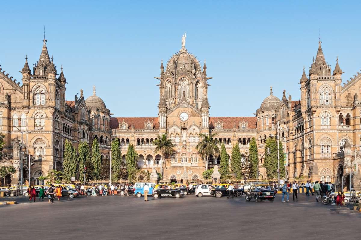 Chhatrapati Shivaji Terminus, Βομβάη, Ινδία