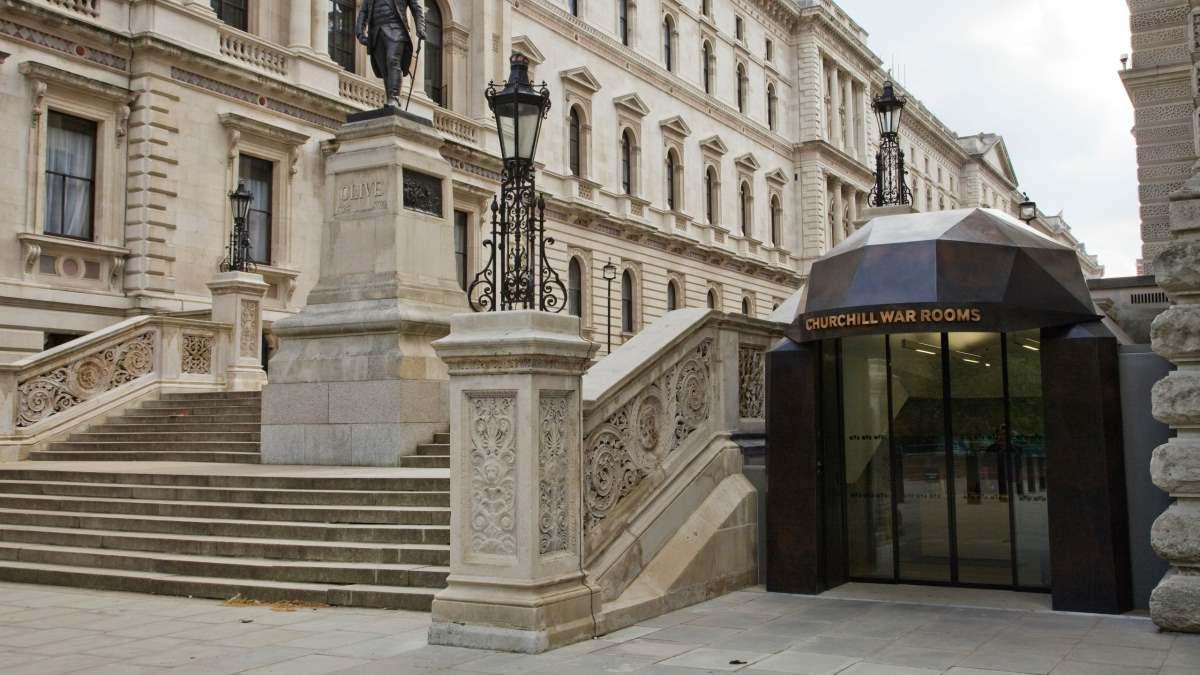 Μουσείο Cabinet War Rooms, Βρετανία